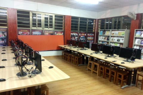 电子阅览室/图书馆